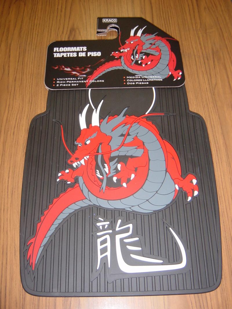 Kraco Dragon Floormat